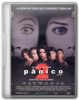 Capa do Filme Pânico 2