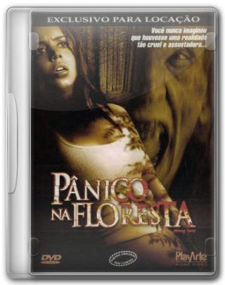 Capa do Filme Pânico na Floresta