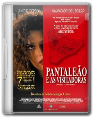 Capa do Filme Pantaleão e as Visitadoras