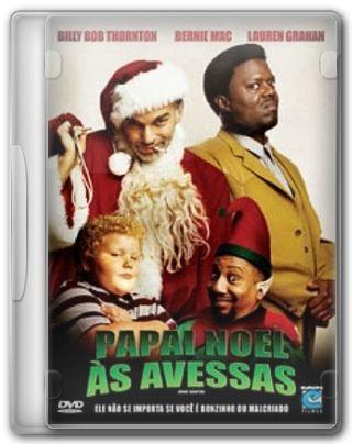 Capa do Filme Papai Noel às Avessas