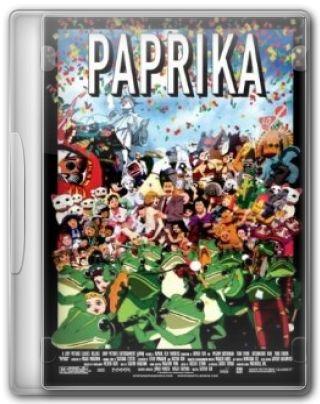 Capa do Filme Paprika