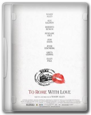 Capa do Filme Para Roma, Com Amor