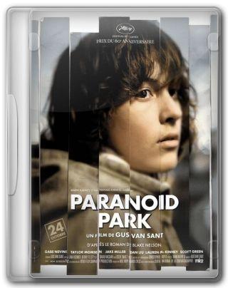 Capa do Filme Paranoid Park