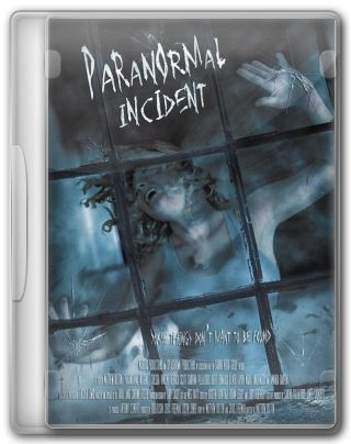 Capa do Filme Paranormal Incident