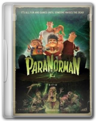 Capa do Filme ParaNorman