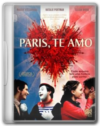 Capa do Filme Paris, Te Amo