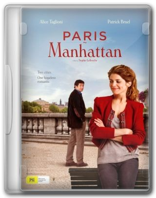 Capa do Filme Paris-Manhattan