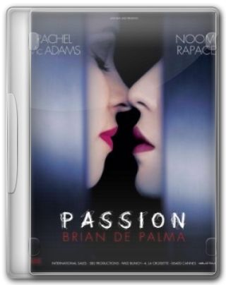 Capa do Filme Passion