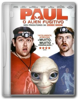 Capa do Filme Paul: O Fugitivo