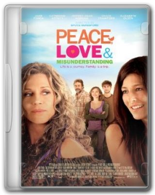 Capa do Filme Peace, Love, And Misunderstanding