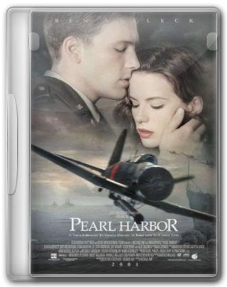 Capa do Filme Pearl Harbor
