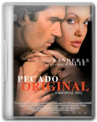 Capa do Filme Pecado Original