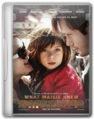Capa do Filme Pelos Olhos de Maisie