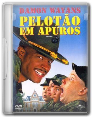 Capa do Filme Pelotão Em Apuros
