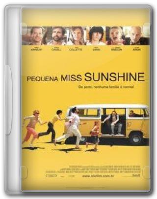 Capa do Filme Pequena Miss Sunshine