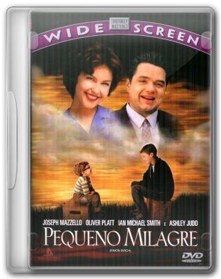 Capa do Filme Pequeno Milagre