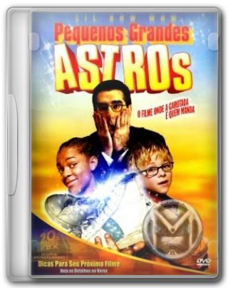 Capa do Filme Pequenos Grandes Astros