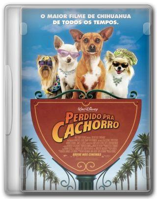 Capa do Filme Perdido pra Cachorro