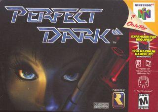 Perfect Dark USA