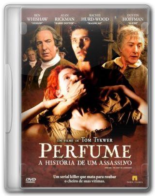 Capa do Filme Perfume A História de um Assassino