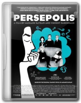 Capa do Filme Persépolis