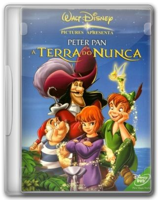 Capa do Filme Peter Pan De Volta à Terra do Nunca