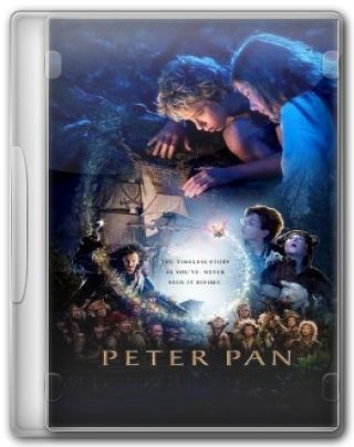 Capa do Filme Peter Pan