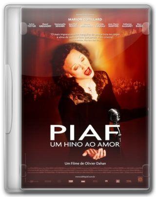 Capa do Filme Piaf Um Hino ao Amor