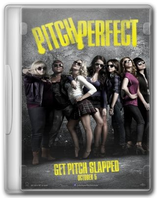 Capa do Filme Pitch Perfect