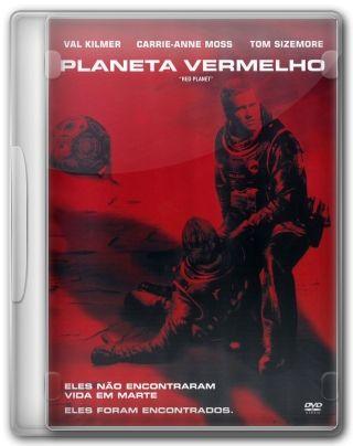 Capa do Filme Planeta Vermelho