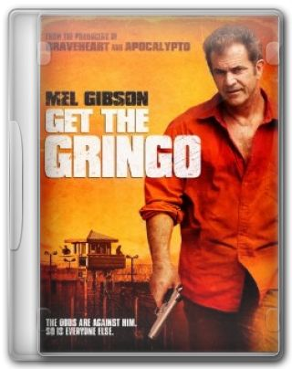 Capa do Filme Get the Gringo