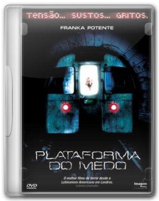Capa do Filme Plataforma do Medo