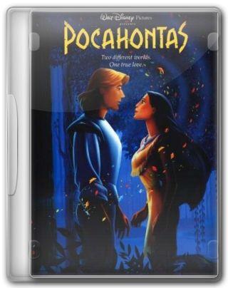 Capa do Filme Pocahontas O Encontro de Dois Mundos