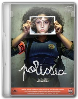 Capa do Filme Polissia