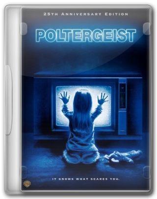 Capa do Filme Poltergeist O Fenômeno