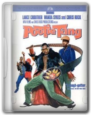 Capa do Filme Pootie Tang