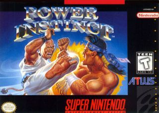 Power Instinct SNES ROMS