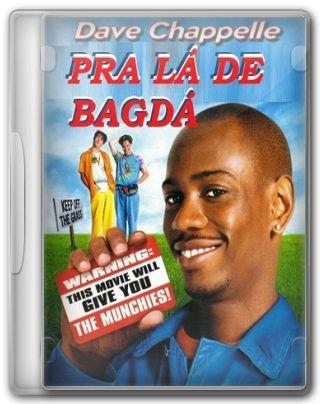 Capa do Filme Pra Lá de Bagdá