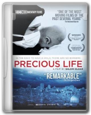 Capa do Filme Precious Life