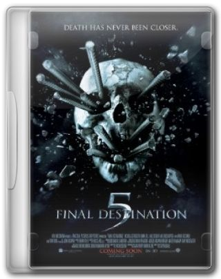 Capa do Filme Final Destination 5