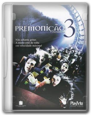 Capa do Filme Premonição 3