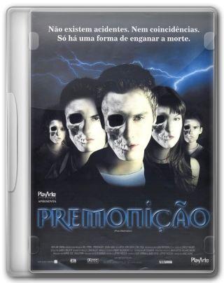 Capa do Filme Premonição