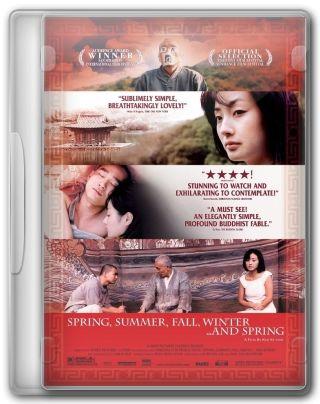 Capa do Filme Primavera, Verão, Outono, Inverno E Primavera