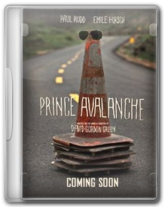Capa do Filme Prince Avalanche