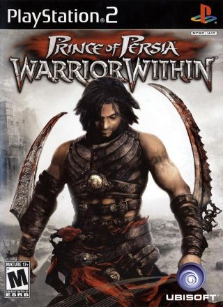 Capa Jogo Prince of Persia Warrior Within PS2