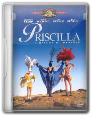 Capa do Filme Priscilla, a Rainha do Deserto