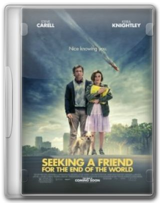 Capa do Filme Seeking a Friend for the End of the World