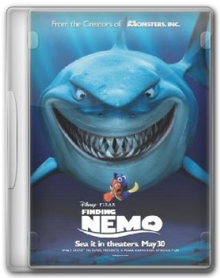 Capa do Filme Finding Nemo 3D