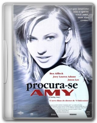 Capa do Filme Procura-se Amy