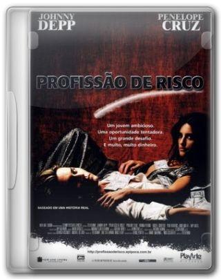 Capa do Filme Profissão de Risco